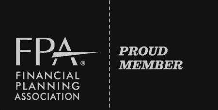 Financial Planning Association Proud Member logo